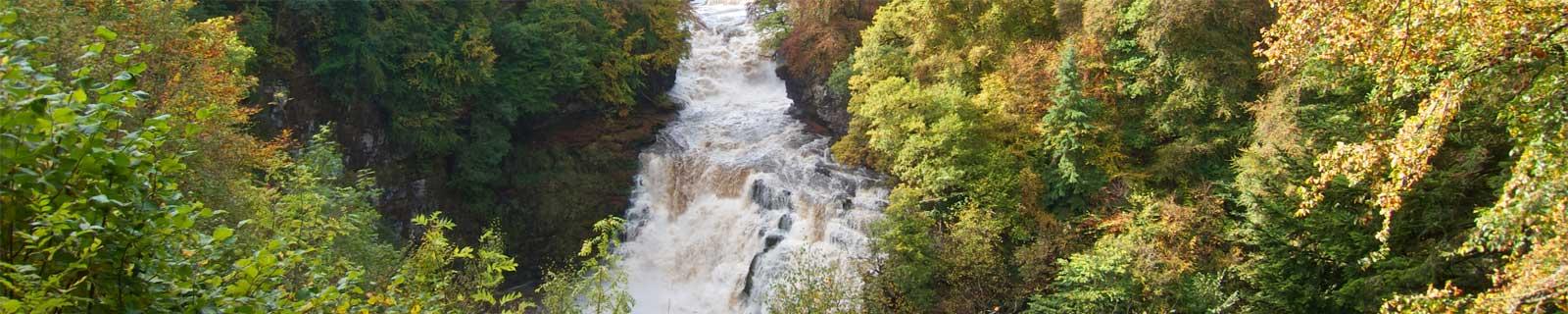 Lanark Solicitors - Hilland McNulty Solicitors Website Header Image - Falls of Clyde